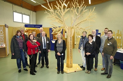 Ausstellung gastiert exklusiv für Patienten und Mitarbeiter auf Klinikgelände