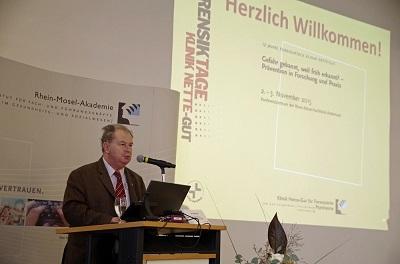 Prävention von Straftaten im Mittelpunkt der Fachkonferenz